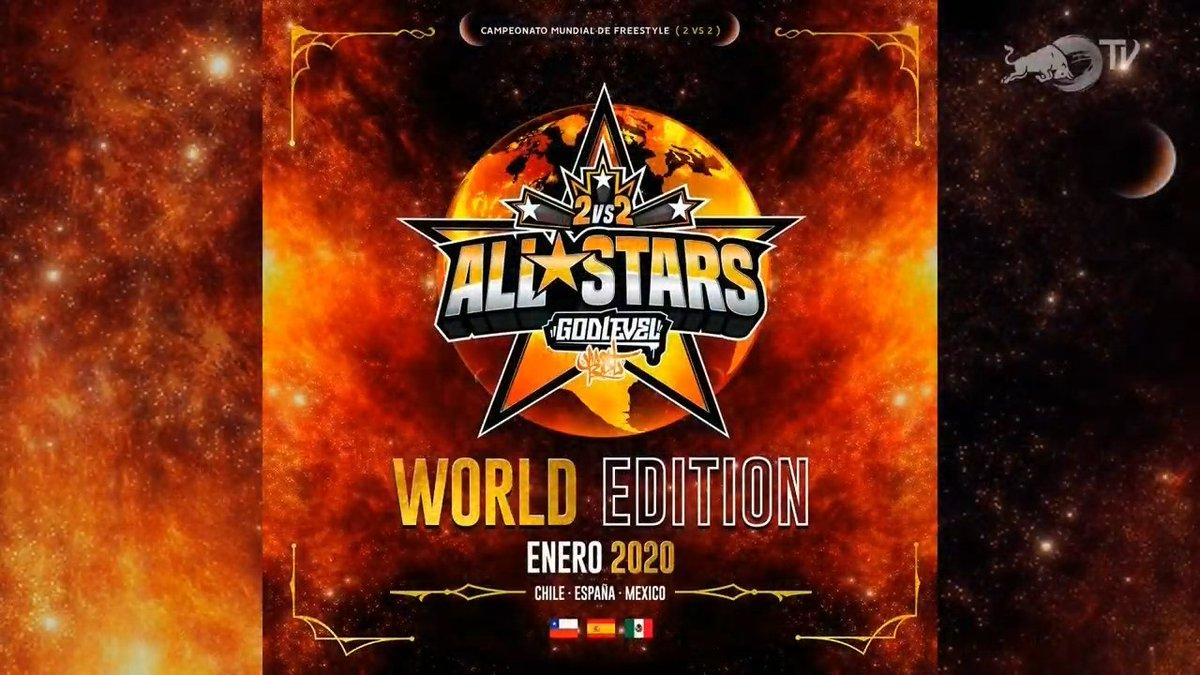 fechas god level all stars 2020
