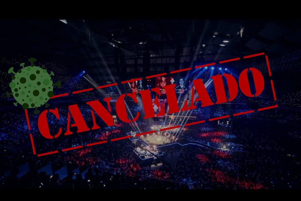 Eventos de freestyle cancelados